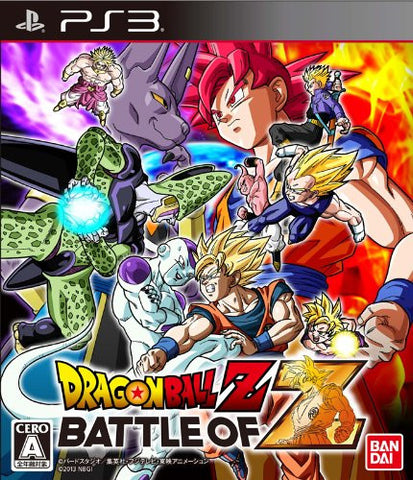 Image for Dragon Ball Z: Battle of Z