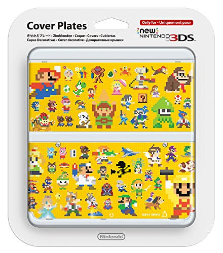 Image 1 for New Nintendo 3DS Cover Plates No.067 (Super Mario Maker)