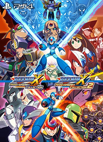 Rockman X Anniversary Collection & Rockman X Anniversary Collection 2