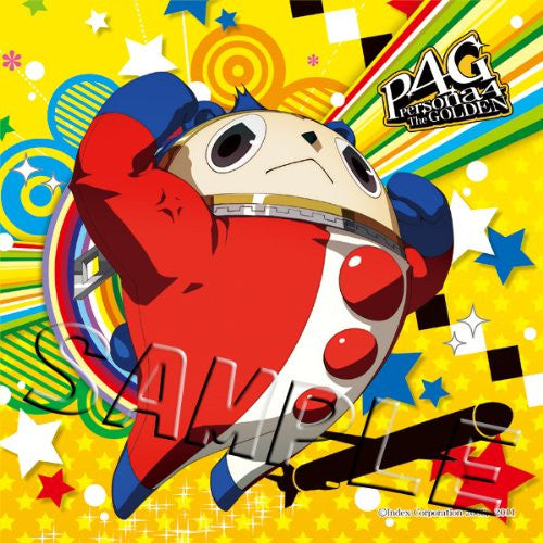 Image 1 for Shin Megami Tensei: Persona 4 - Kuma - Towel - Mini Towel (Slaps)