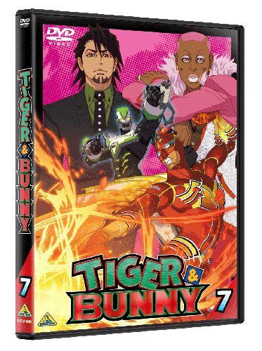 Image 1 for Tiger & Bunny 7