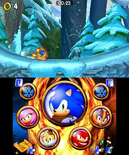 Image 3 for Sonic Toon Fire & Ice