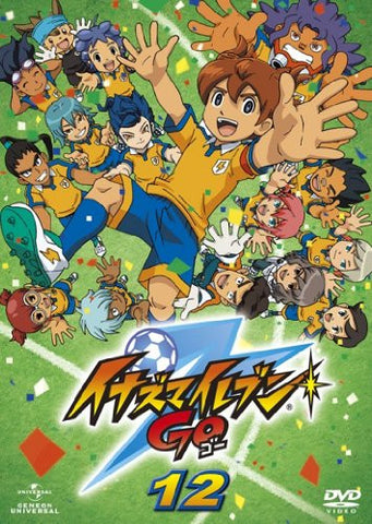 Image for Inazuma Eleven Go 12
