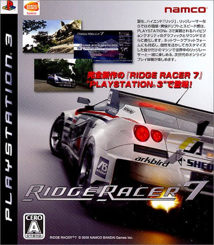 Image for Ridge Racer 7
