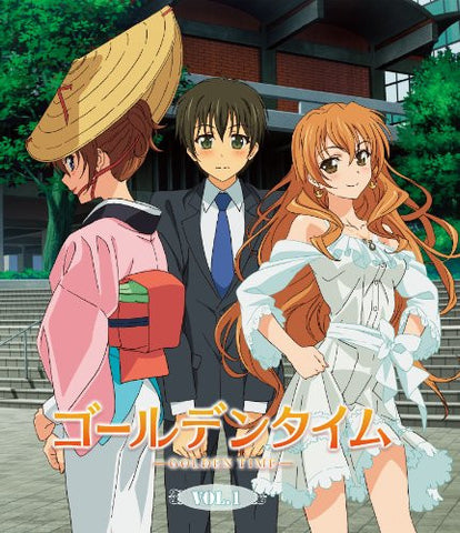 Image for Golden Time Vol.1
