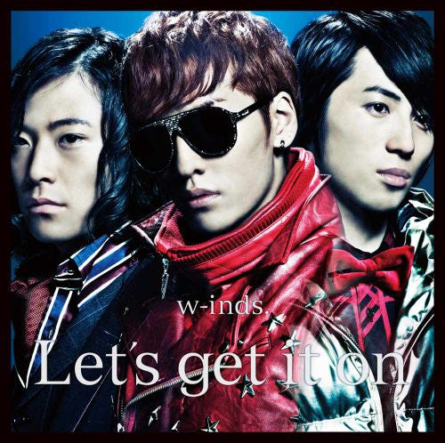 Image 1 for Let's get it on / w-inds. [Limited Edition]