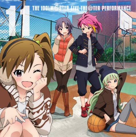 Image for THE IDOLM@STER LIVE THE@TER PERFORMANCE 11