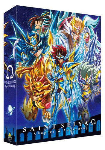 Image 1 for Saint Seiya Omega - Omega Kakusei Hen Blu-ray Box
