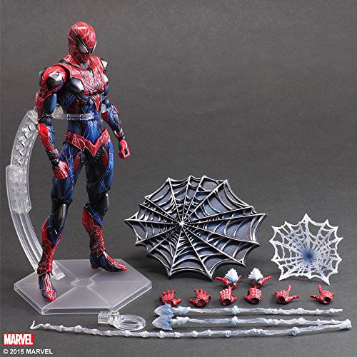 Image 10 for Spider-Man - Play Arts Kai - Variant Play Arts Kai (Square Enix)