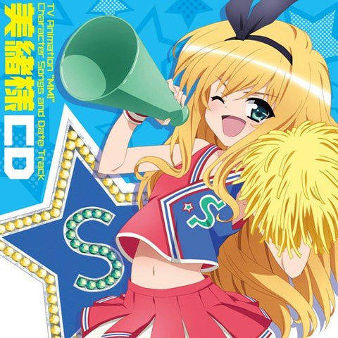 "Image for TV Animation ""MM!"" Character Songs and Date Track Mio-sama CD"
