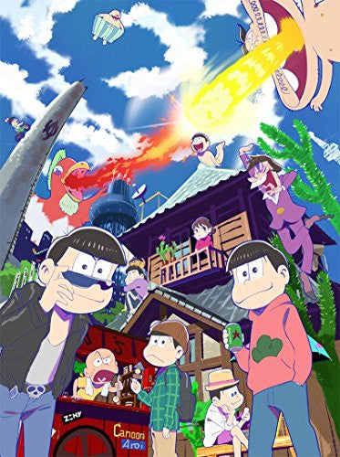 Image 1 for Osomatsu-san The Game [Todomatsu Special Pack]