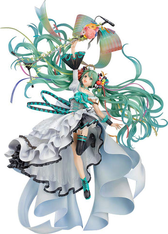 Vocaloid - Hatsune Miku - 1/7 - Memorial Dress Ver. (Good Smile Company)