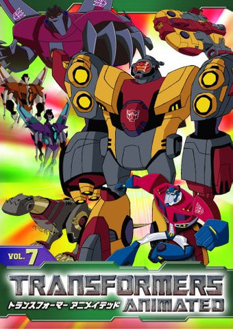 Image for Transformers Animated Vol.7