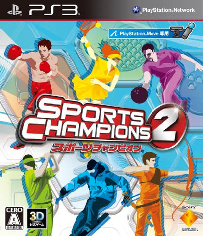 Image for Sports Champions 2