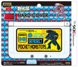 Pocket Monsters Hard Cover for Nintendo 3DS LL (Genesect) - 2