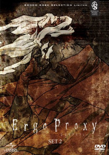Image 1 for Ergo Proxy Set 2 [Limited Pressing]