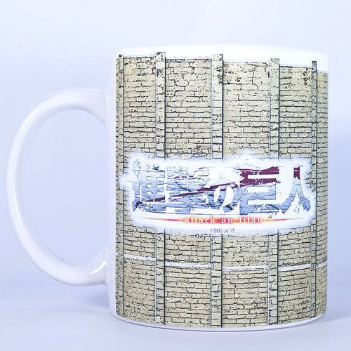 Image 4 for Shingeki no Kyojin - Colossal Titan - Mug (ACG)