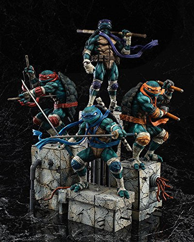 Image 5 for Teenage Mutant Ninja Turtles - Michelangelo (Good Smile Company)