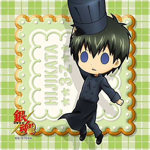 Image 1 for Gintama - Hijikata Toushirou - Mini Towel - Towel (Showa Note)