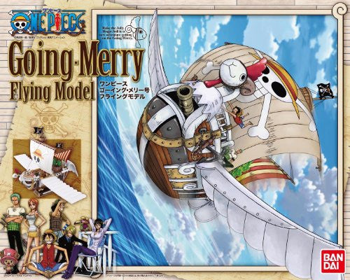 Image 7 for One Piece - Going Merry - Flying Model (Bandai)