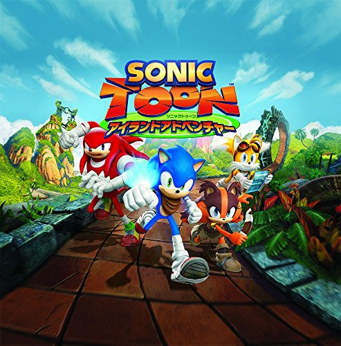 Image 1 for Sonic Toon: Island Adventure