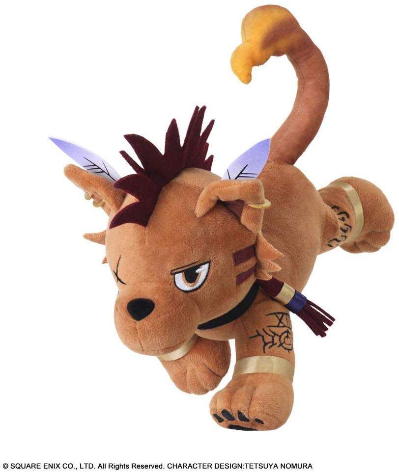Final Fantasy VII - Red XIII - Action Doll (Square Enix)
