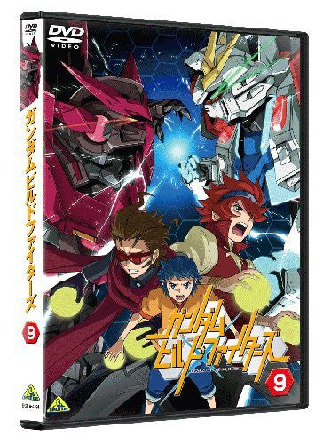 Image 2 for Gundam Build Fighters 9