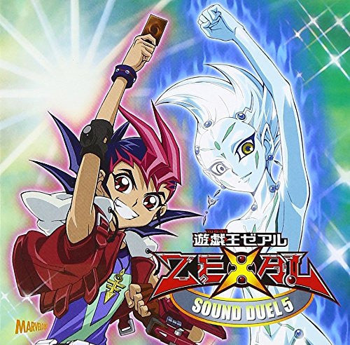 Image 1 for YU-GI-OH! ZEXAL SOUND DUEL 5