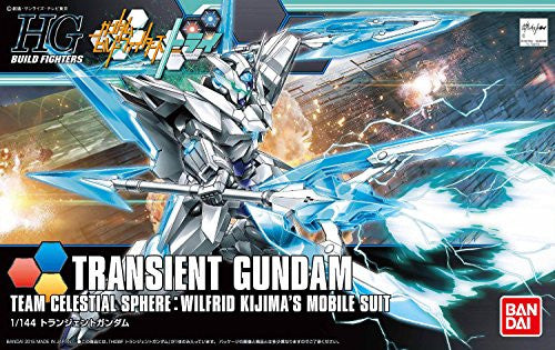 Image 3 for Gundam Build Fighters Try - GN-9999 Transient Gundam - HGBF #034 - 1/144 (Bandai)