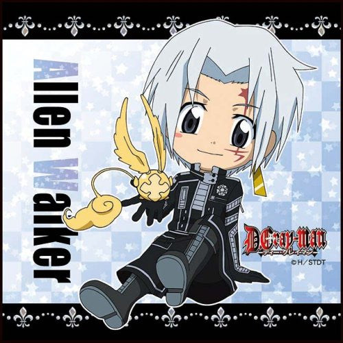 Image 1 for D.Gray-man - Allen Walker - Towel - Mini Towel - Ver. 3 (Broccoli)