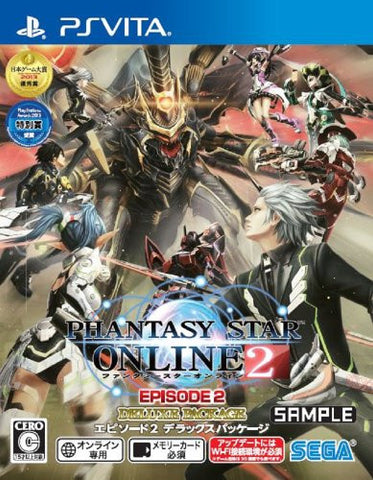 Image for Phantasy Star Online 2 Episode 2 [Deluxe Package]