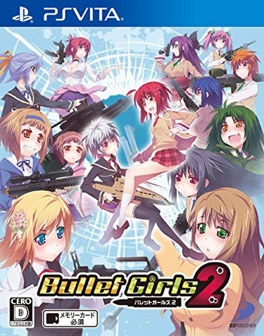 Image for Bullet Girls 2