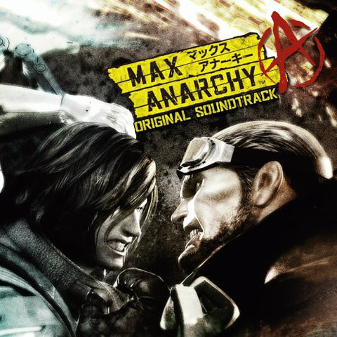 Image for MAX ANARCHY ORIGINAL SOUNDTRACK