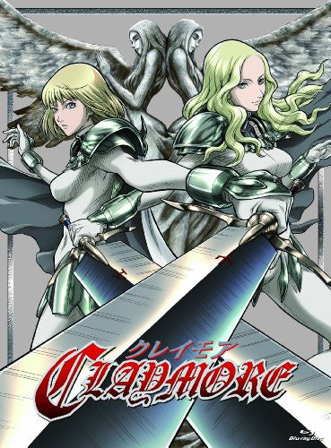 Image 2 for Claymore Blu-ray Box [4Blu-ray+CD]
