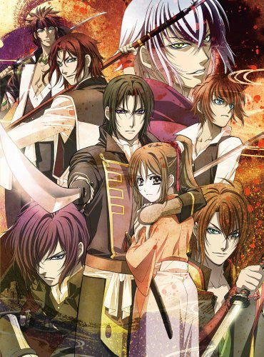 Image 1 for Hakuoki Hekketsuroku Dvd Set