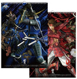 Thumbnail 2 for Sengoku Basara - Wall Calendar - 2013 (I's Entertainment)