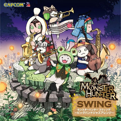 Image for Monster Hunter Swing ~Big Band Jazz Arrange~
