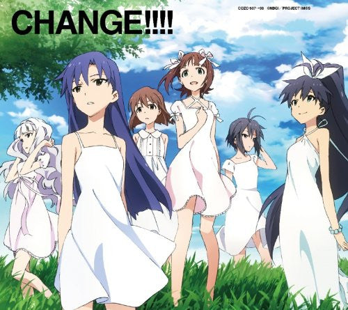 Image 1 for CHANGE!!!! / 765PRO ALLSTARS [Limited Edition]