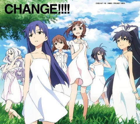 Image for CHANGE!!!! / 765PRO ALLSTARS [Limited Edition]