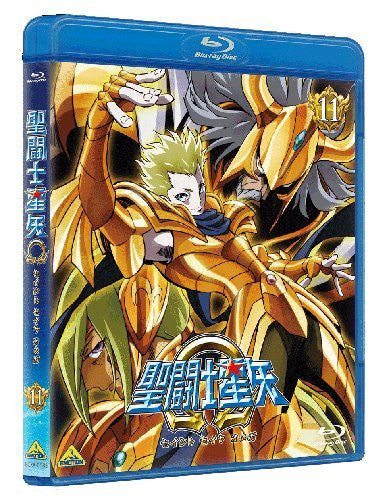 Image 2 for Saint Seiya Omega Vol.11