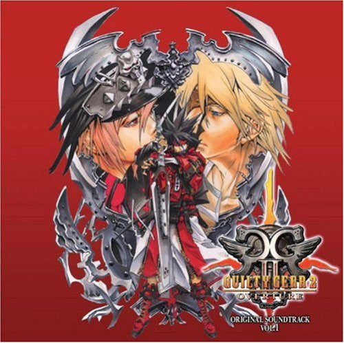 Image 1 for GUILTY GEAR 2 OVERTURE ORIGINAL SOUNDTRACK Vol.1