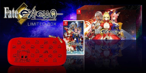 Fate/EXTELLA LIMITED BOX - Amazon Limited