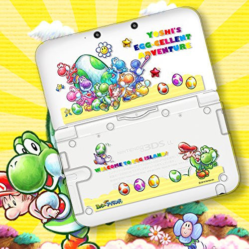 Image 1 for Body Cover for 3DS LL Yoshi's New Island (Type B)
