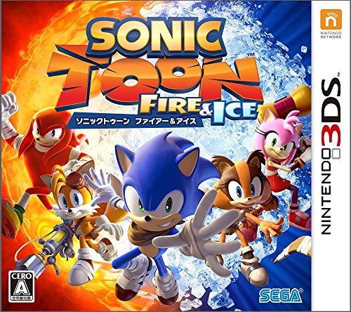 Image 1 for Sonic Toon Fire & Ice