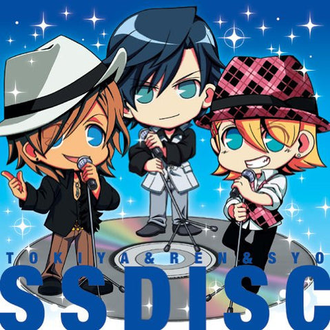 Image for Uta no☆Prince Sama♪ SS Disc