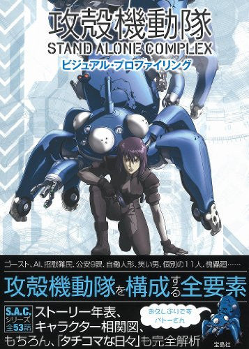 Ghost In The Shell Stand Alone Complex Visual Profiling