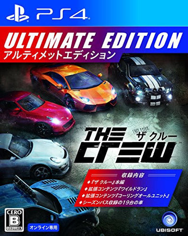 Image for The Crew Ultimate Edition