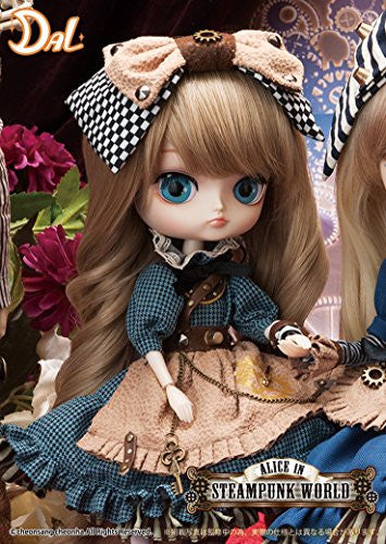 Image 11 for Dal D-155 - Pullip (Line) - 1/6 - Alice In Steampunk World (Groove)