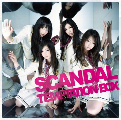 Image 1 for TEMPTATION BOX / SCANDAL