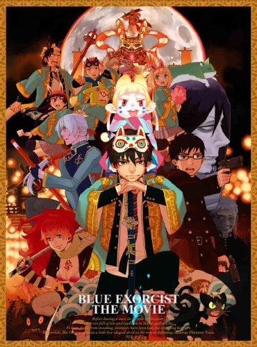 Image 2 for Blue Exorcist / Ao No Exorcist [Blu-ray+CD Limited Edition]